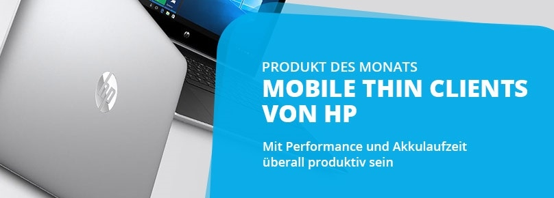 HP MOBILE THIN CLIENTS