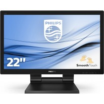 "Philips B Line 222B9T - LED-Monitor - 55.9 cm (22"") - Touchscreen"