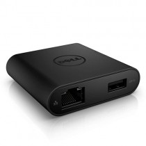 Dell DA200 - Externer Videoadapter, Docking Station