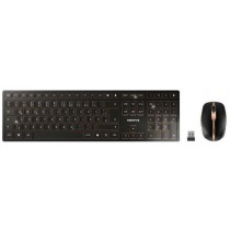 Cherry TAS DW 9000 SLIM deutsches Layout - Tastatur - 1.600 dpi