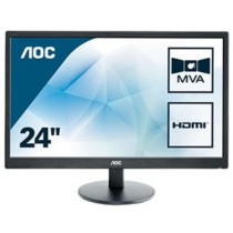 "AOC Value M2470SWH - LED-Monitor - 59.9 cm (23.6"")"