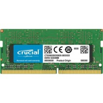 Crucial DDR4 - 8 GB - SO DIMM 260-PIN - 2666 MHz / PC4-21300