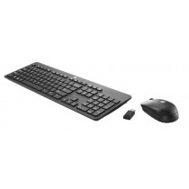 HP Slim Business - Tastenfeld-und-Maus-Set - drahtlos