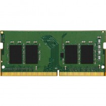 Kingston KVR24S17S6/4 - 4 GB - 1 x 4 GB - DDR4 - 2400 MHz - 260-pin SO-DIMM - Schwarz - Grün