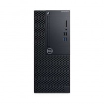 Dell OPTIPLEX 3070 MT - Komplettsystem - Core i5 3 GHz - RAM: 8 GB DDR4 - HDD: 256 GB NVMe - UHD Graphics 600