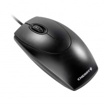 Cherry WheelMouse optical M-5450 - Maus - 1.000 dpi Optisch - 3 Tasten - Schwarz