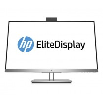 HP EliteDisplay E243d - 60,5 cm (23.8 Zoll) - 1920 x 1080 Pixel - Full HD - LED - 7 ms - Grau - Silber