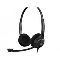 Sennheiser SC 260 - Kopfhörer - Kopfband - Office/Call center - Binaural - 1 m - Verkabelt