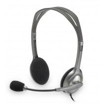 Logitech Stereo Headset H110 - Headset - On-Ear