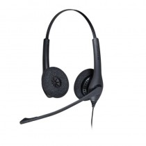 Jabra BIZ 1500 Duo - Headset - On-Ear - kabelgebunden
