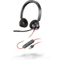 Poly Blackwire 3320 - 3300 Series - Headset - On-Ear