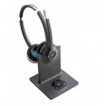 Cisco 562 Wireless Dual - Headset - On-Ear - DECT 6.0 - kabellos