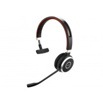 Jabra Evolve 65 UC mono - Headset - On-Ear - konvertierbar