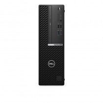 Dell Optiplex 5080 - SFF - Komplettsystem - Core i5 3,1 GHz - 16 GB DDR4 RAM - 256 GB NVMe SSD - UHD Graphics 630 - Win 10 Pro