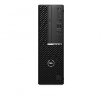 Dell Optiplex 7080 - SFF - Komplettsystem - Core i5 3,1 GHz - 16 GB DDR4 RAM - 256 GB SSD - UHD Graphics 630 - WIn 10 Pro
