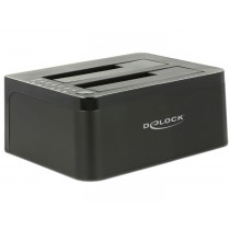 Delock Dual Dockingstation SATA