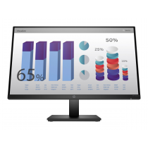 "HP P24q G4 - P-Series - LED-Monitor - 60.5 cm (23.8"")"