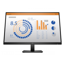 "HP P27q G4 - P-Series - LED-Monitor - 68.6 cm (27"")"