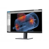 Dell UltraSharp U3219Q LED display 80 cm (31.5 Zoll) 4K Ultra HD Flach Matt Schwarz - Silber