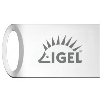 IGEL UD Pocket, IGEL OS 11 installed  (requires IGEL Workspace Edition license to operate), 8GB storage, Retail