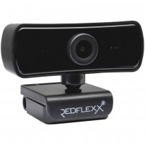 Redflexx Wide Quad HD-Webcam - 2560 x 1440p - 30 FPS