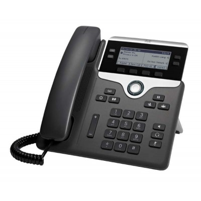 Cisco UC Phone 7841 REMANUFACTURED - VoIP-Telefon - Voice-Over-IP