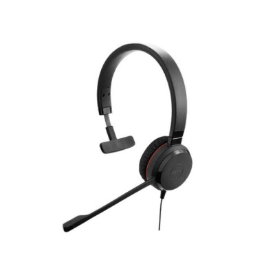 Jabra Evolve 30 II UC Mono - Headset - On-Ear